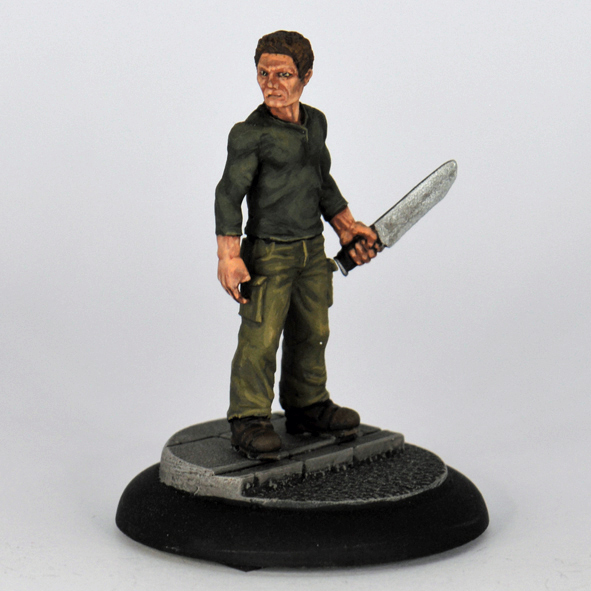MIKE (RESIN)
