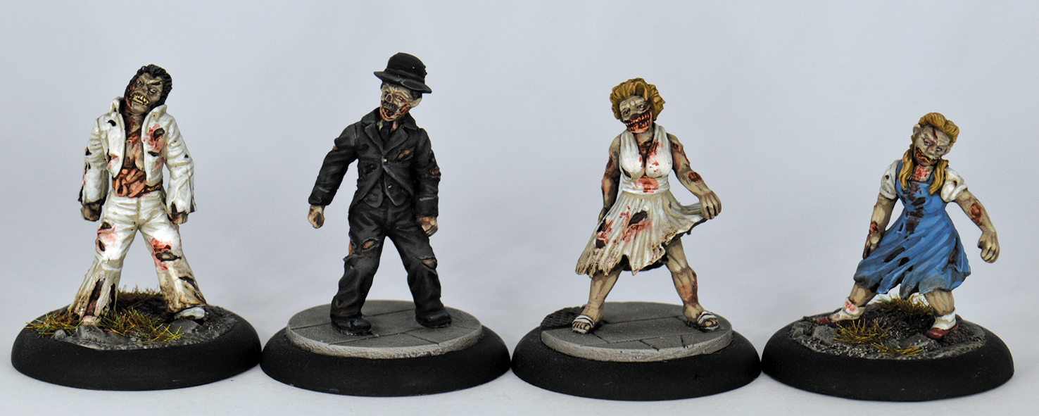 ZC16-ZOMBIE CHARACTERS VII